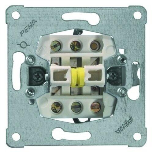 store à enrouleur-Interrupteur store store Peha rideau roulant-Interrupteur va et vient d 616//4 10 A 250 V 1-pol