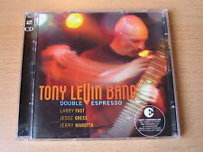 "Tony Levin Band ""Double Espresso""  2CD"