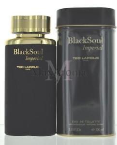 4f041ccf42 Black Soul Imperial By Ted Lapidus For Men Eau De Toilette 3.4 Oz ...