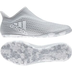 the best attitude 9c10a e3616 Adidas X Tango 17+ PURESPEED IN White/Grey CG3234 Men's Indoor ...
