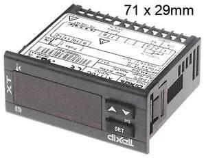 Dixell-XT110C-5C0TU-Electronic-Controller-230V-AC-for-Ntc-Ptc-Pt100-TC-J-K