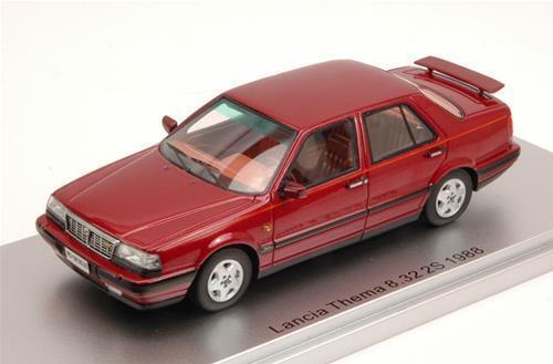 negozio di sconto Lancia Thema 8.32 2S 1988 rosso rosso rosso Met.Ed.Lim.Pcs 250 1 43 Kess modello KS43019030  qualità autentica