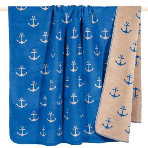 Pad Couverture Sailor Ancre Bleu