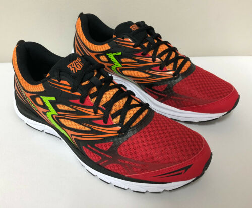 Ref 4 361 Degree Alpha Red//Orange Running Shoes Trainers