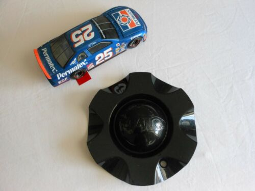 GITANO Wheels Black Custom Wheel Center Cap # C-624