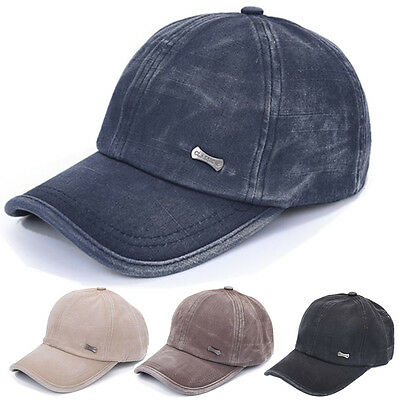 Unisex Men Women Sport Outdoor Baseball Cap Golf Snapback Hip-hop Hat Adjustable