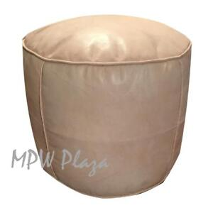 Moroccan-Pouf-Ottoman-Tabouret-by-MPW-Plaza-Natural-Un-Stuffed