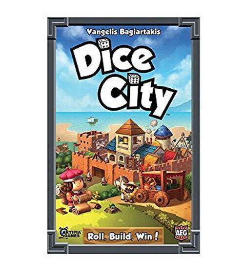 Dice City Board Game - New