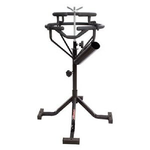 Tusk Adjustable Height Motorcycle Dirt Bike Tire Changing Stand