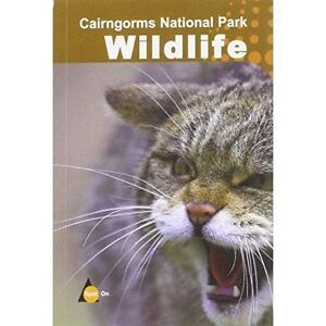 Cairngorms-National-Park-Wildlife-Spot-on-Brown-Tony-Used-Good-Book