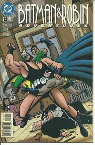 Batman & Robin Adventures N° 12 - Dc 1996 ( Comics Usa )
