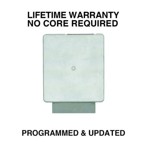 Engine Computer Programmed//Updated 2001 Mazda Tribute 2.0L PCM ECM ECU