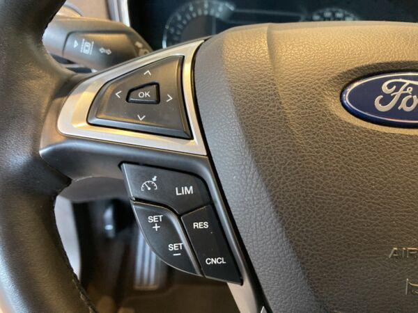 Ford Mondeo 2,0 TDCi 180 Titanium billede 11