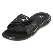 timeless design 60628 da911 item 1 UNDER ARMOUR WOMEN IGNITE VIII FOAM PAD SLIDES SANDALS 9 BLACK NWT  1287319-001 -UNDER ARMOUR WOMEN IGNITE VIII FOAM PAD SLIDES SANDALS 9 BLACK  NWT ...
