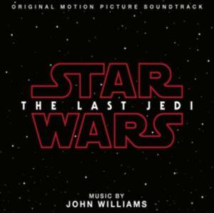 John Williams - Star Wars - Episode VIII: The Last Jedi CD *NEW
