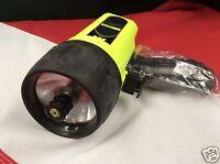 Uk Underwater Kinetics Light Cannon Eled Scuba Diving Equipment Saftey Rescue