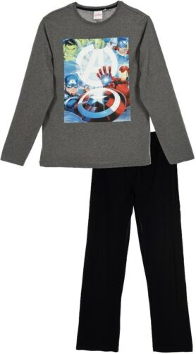 Para Hombre Largo Pijamas Pj carácter oficial de Star Wars Capitán América Mickey Mouse