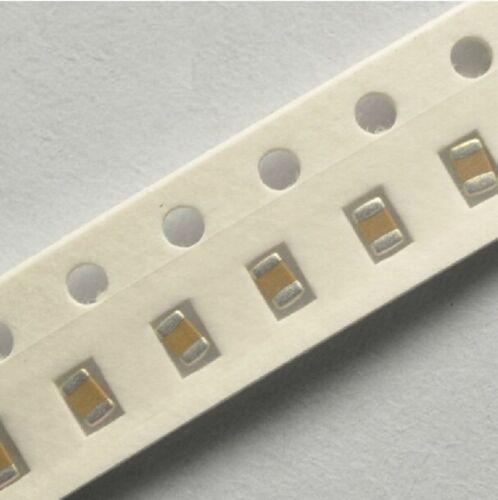 2mm×1.2mm 2012 50PCS 10uF 106K ±10/% X7R SMD capacitor MLCC 0805