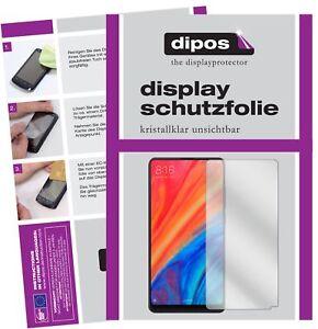 6x-Xiaomi-Mi-Mix-2S-Protector-de-Pantalla-protectores-transparente-dipos