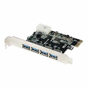 4457012-LogiLink PC0057A scheda di interfaccia e adattatore Interno USB 3.0