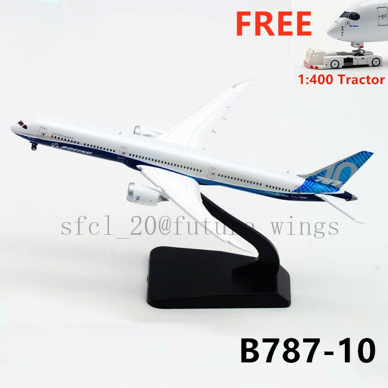 1 400 JC Wings XX4112A Boeing House color B787-10 B787-10 B787-10 N528ZC FreeTractor+Stand (FD) 60eec9