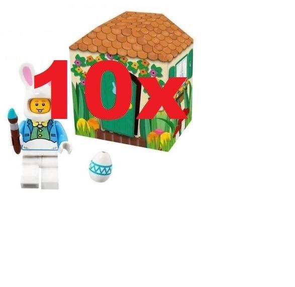 LEGO® 10x Iconic Easter 5005249  - nuovo   FACTORY SEALED - YEAR 2018  acquista la qualità autentica al 100%