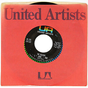 FALCONS-I-Love-You-7IN-1960-NORTHERN-SOUL-VG