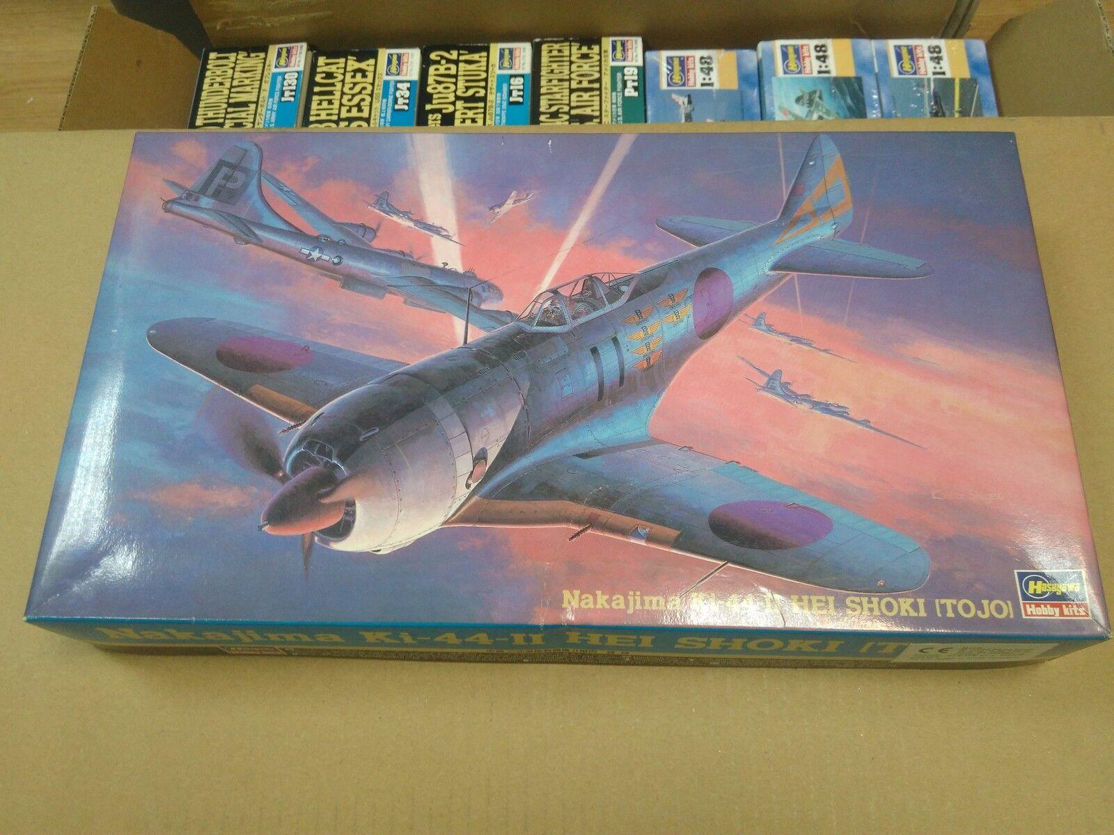 Hasegawa 09136 Nakajima Ki-44 Ki-44 Ki-44 Shoki Tojo  aquí tiene la última