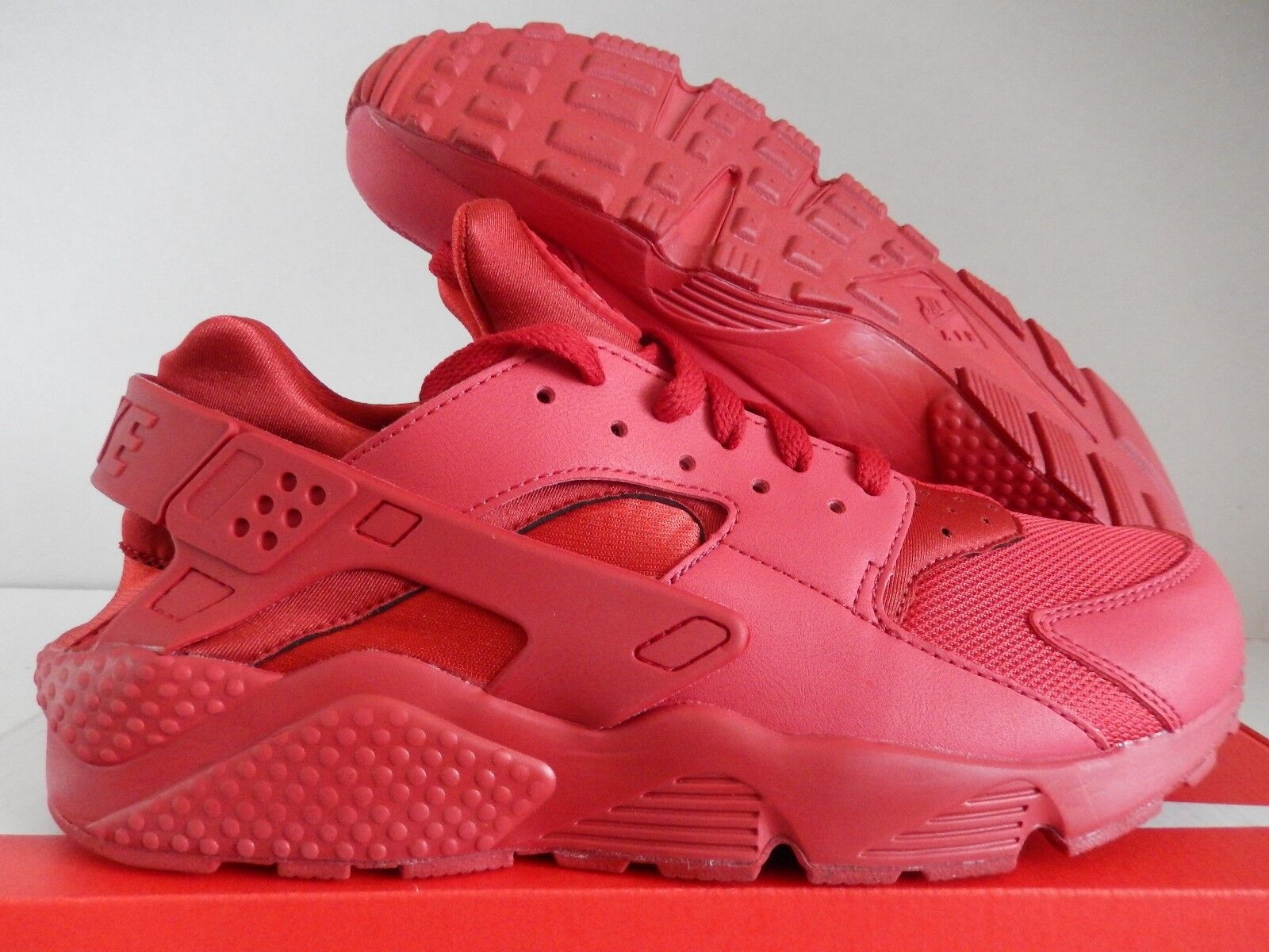 Red 10 Air October Sz Huarache Rouge Nike 5 q4XSIw4P