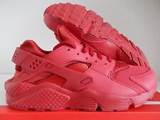 398be3318047 item 7 NIKE AIR HUARACHE RED-RED-RED SZ 10.5