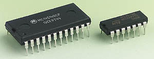 Pack of 2 74HC541 Semiconductor IC