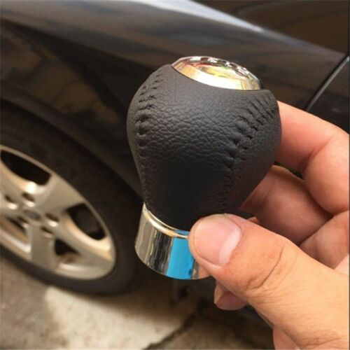 New 6 Speed Manual Chrome Gear Shift Knob Lever Stick Pen Handle For Mazda 6 5 3