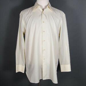 Stefano-Ricci-Light-Yellow-Striped-Dress-Shirt-17-5-EUR-44