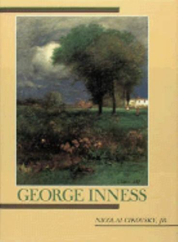 George Inness (Library of American Art)-ExLibrary