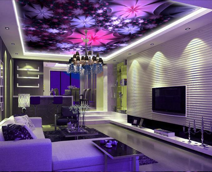 3D Good Looking 5 Ceiling WallPaper Murals Wall Print Decal Deco AJ WALLPAPER UK