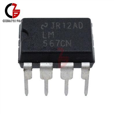 20PCS LM567CN LM567 567 Tone Decoder PLL IC NEW