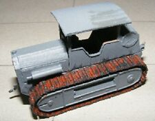 MGM 080-216 1/72 Resin WWII German Hanomag WD 50 Full TrackTractor