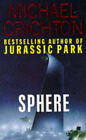 Sphere by Michael Crichton (Paperback, 1988)