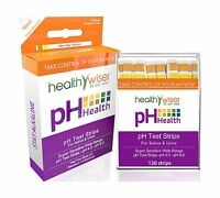 Ph Test Strips 120ct - Tests Body Ph Levels For Alkaline & Acid... Free Shipping