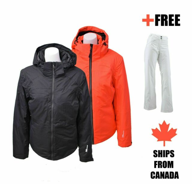 Stormpack Sunice Women's 3M Thinsulate Winter Jacket (with Free Snow Pants!)