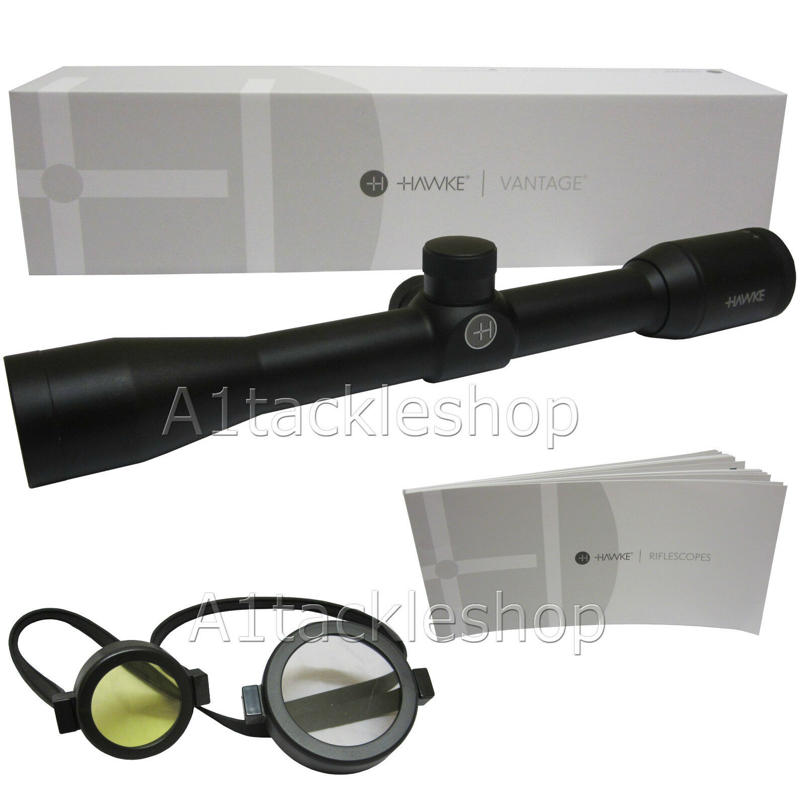 Hawke Vantage Telescopic Rifle Scope Sight