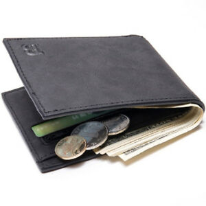 Mens-Wallet-with-Coin-Bag-Zipper-Small-Money-Purses-New-Design-Dollar-Slim-Purse