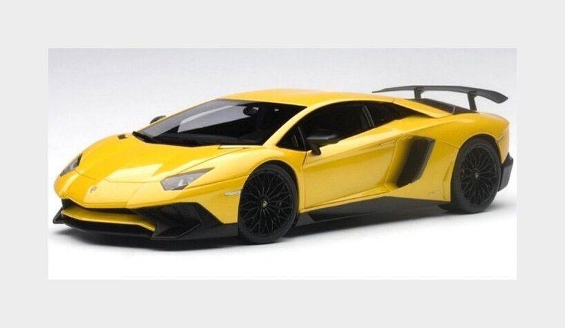 Lamborghini Aventador Lp750-4Sv Superveloce 2015 AUTOART 1 18 AA74558