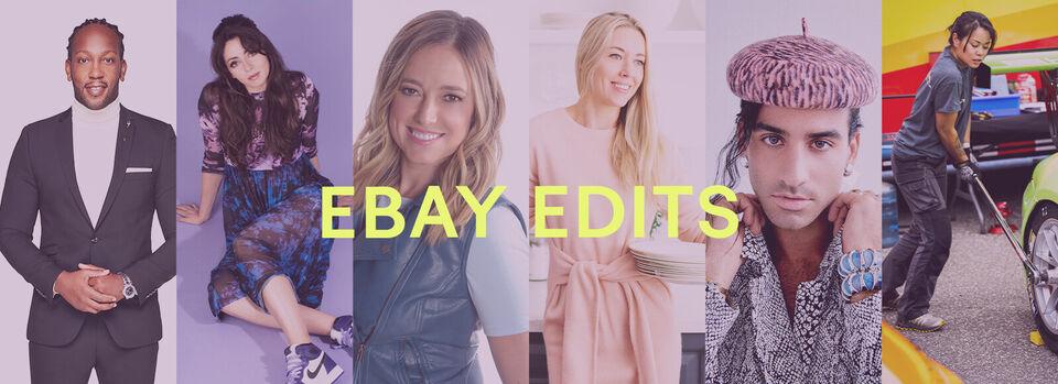 Shop #eBayedits - Celebrate 25 Years Of eBay