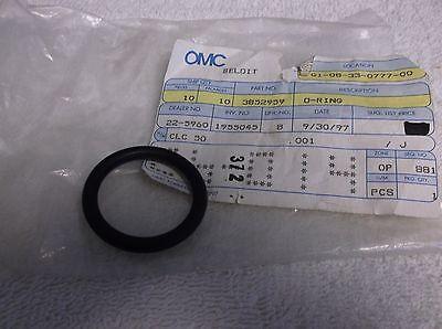307082 0307082 OMC Evinrude Johnson Marine Engine O-Ring