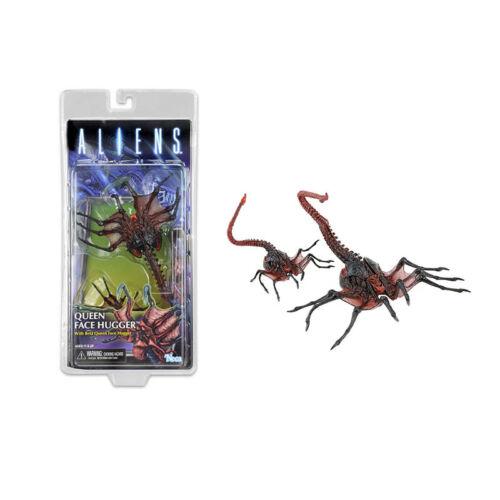 """NECA alieni 10 WAVE QUEEN Face Hugger /& BETA Face Hugger 7/"""" Action Figure modello"""