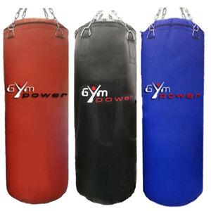 Gym-Power-Sacco-Boxe-Vuoto-Sacchi-da-Allenamento-Pugilato-MMA-Kick-Boxing-Thai