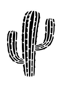 """Galería de símbolos /""""cactus/"""" en a4"""