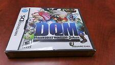Dragon Quest Monsters: Joker (Nintendo DS, 2007) Brand New