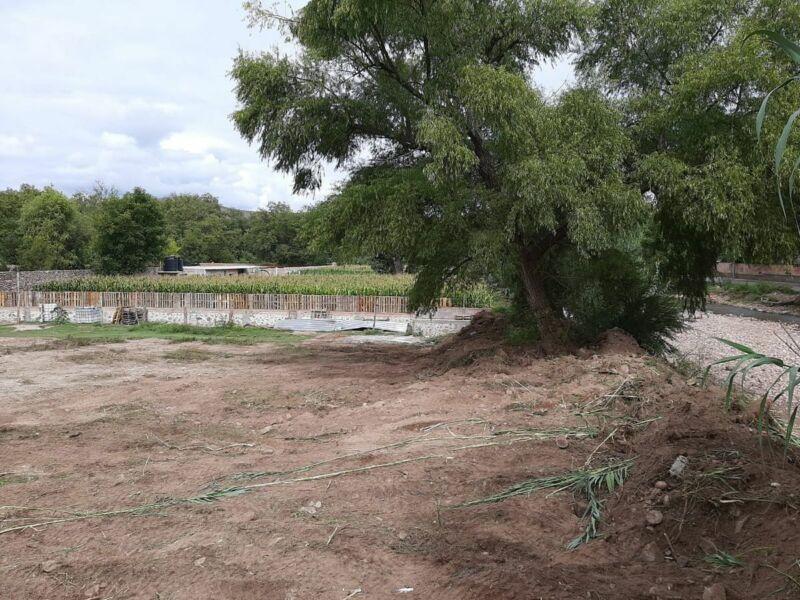 """VENTA terreno en Santa María del Río, """"Pueblo  Mágico""""."""
